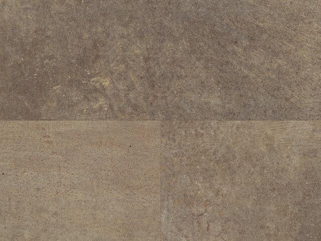 Designbelag Beluga new stone zum Klicken auf HDF-Trägerplatte Aqua Protect - Montreal Rusty Stone, BEL143