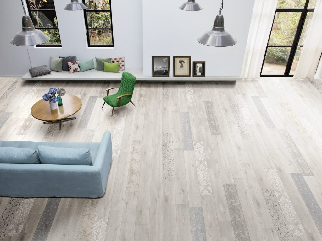 Vinylboden Selene - Jivana grey, 1100