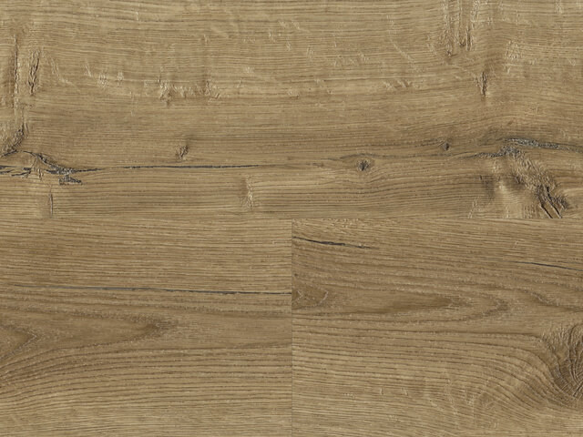 Designbelag Beluga new wood xl zum Klicken auf HDF-Trägerplatte Aqua Protect - Alberta Oak, BEL129